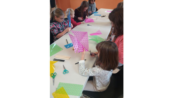 Atelier parents enfants